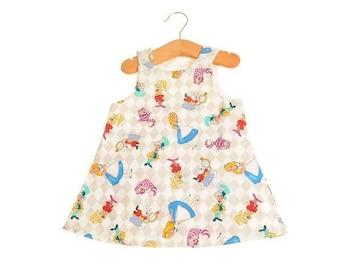 Alice and Friends Children's Dress