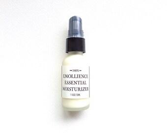 Moisturizer for Dry Skin, Vegan Face Cream, Organic Face Cream, Hydration, Dry Skin Relief, EMOLLIENCE Essential Moisturizer