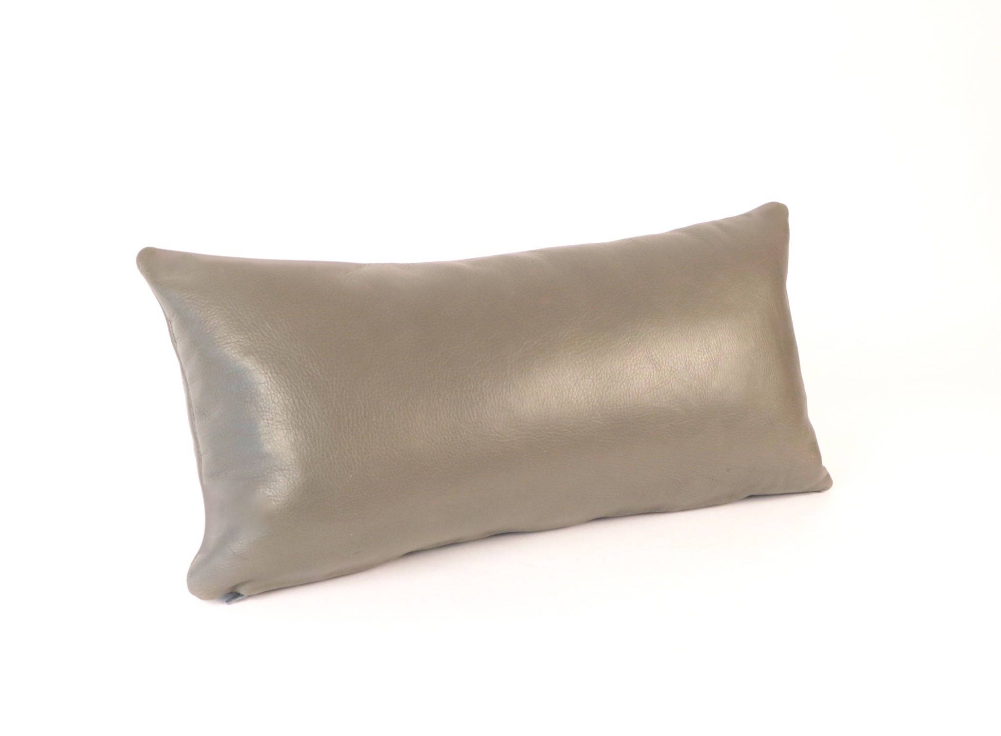 chairish pillow lumbar mudcloth product large brown