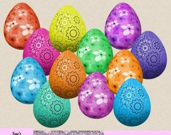 Easter egg kit