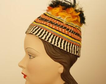 1930er Jahre Hut | Jahrgang der 30er Jahre elf Hut