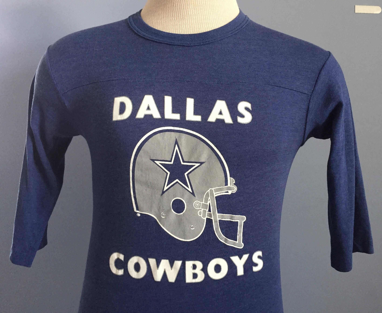 80s Vintage Dallas Cowboys nfl football T-Shirt XS X-SMALL ece92110b
