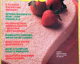 Creative Ideas for Living magazine 1985