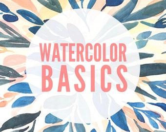 New! Watercolor Basics | May 31, 2018 | 6 to 8 PM | Omaha, Nebraska