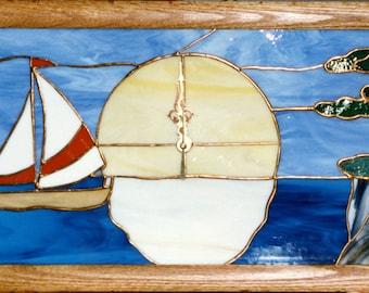CLOCK - Sailboat - 0315tGM06084