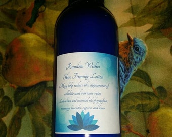 Skin firming lotion,  essential oils,  cellulite,  smooth,  firm, lotion