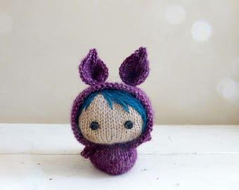 Mini Bunny Baby Reba, Cute Stuffed Animals, Baby Doll