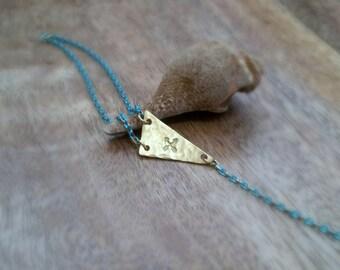 Crossed Arrows Bracelet, Native Inspired Arrows of Friendship bracelet