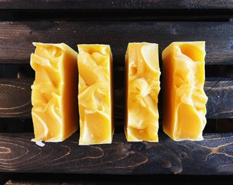 Citrus Clove Vegan Face and Body Bar/natural soap/handmade soap/Valentines gift