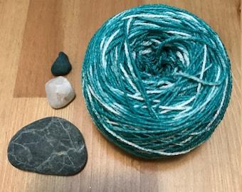 Three Rivers- Pooled Water- Cotton/Bamboo/Silk/Nylon
