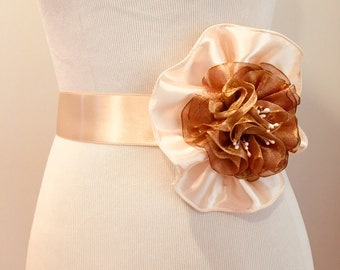 Bridal sash, belt