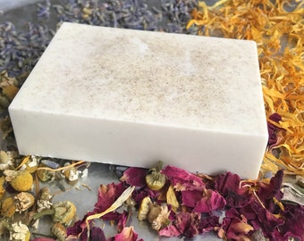 Handcrafted Bar Soap - Urban Hippie Crafted Spa - Skin Therapy - Natural