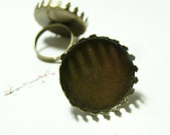 1 thin ring BR claw 25mm