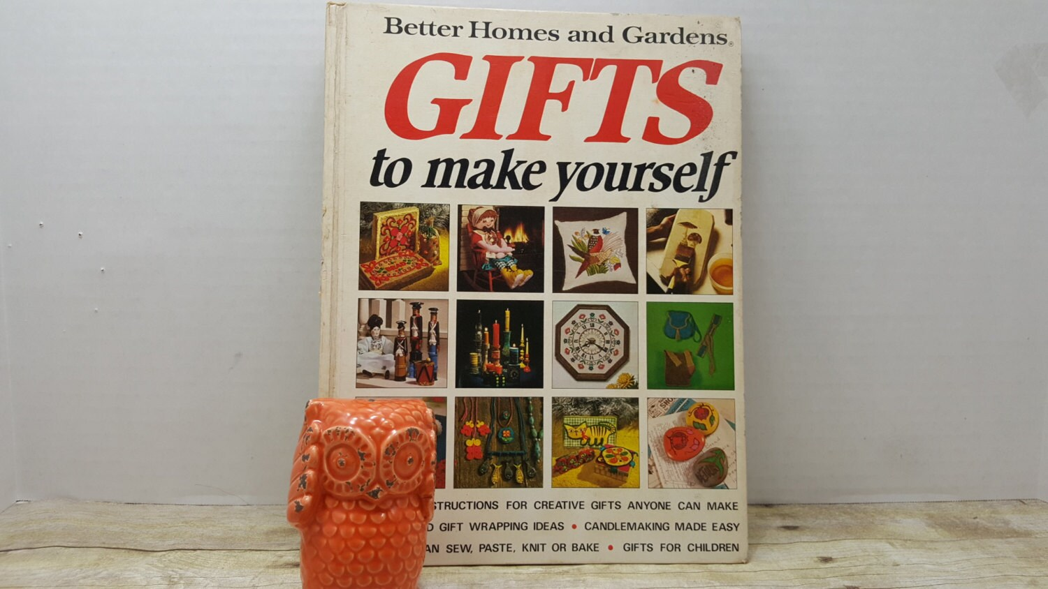 Gifts to make yourself better homes and gardens 1972 vintage craft 425 shipping solutioingenieria Choice Image
