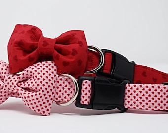 Valentines Day Inspired Handmade Collar