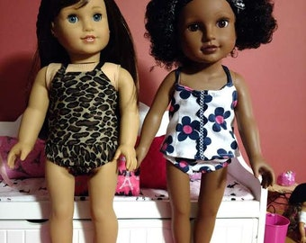 """Camisole and Matching Panties for 18"""" Dolls"""