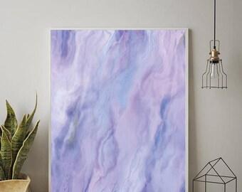 Abstract Print, Scandinavian Art, Minimalist Poster, Modern Wall Art, Marble Print, Marble art, Marble Decor, Scandinavian Decor,Waves Print