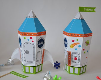Space party favors   Etsy