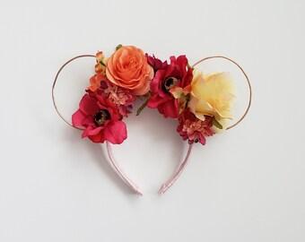 Flower Crown Ears