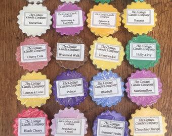 Handmade Scented Wax Tarts