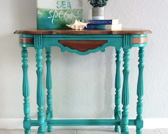 Timeless Elegance- Accent Table