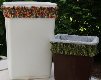 Trash can band pattern & kit for you to make for craft shows, patterns, sewing, craft supplies, crafts