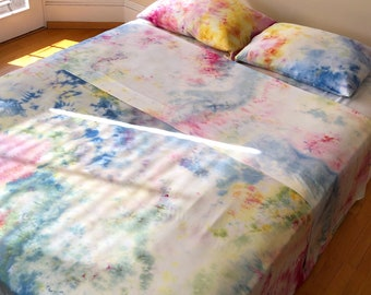 Pastel Day Dream Queen Sized Sheet Set