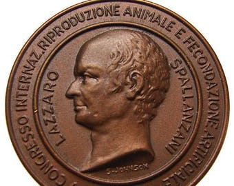 5th ANIMAL REPRODUCTION CONGRESS rare International Congress on Animal Reproduction and Artificial Insemination medal