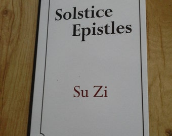 Solstice Epistles: Poetry Chapbook