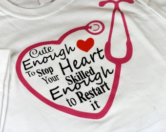 Womens Shirt | Nursing Shirt | Nurse Shirt | Womans TShirt | Nurse Humor | Womans Shirt | Nurse Gift | Ladies Shirt | Ladies Clothes