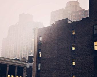 Astir - New York City  Landscape Photography Print
