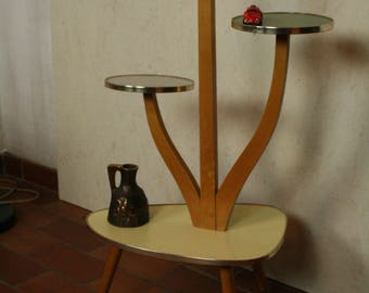 Vintage flower table or plant stand