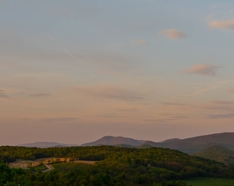 Landscape , Fine Art Photography, Nature Photography, Print, Wall Art, Sunset, Imaginary landscape
