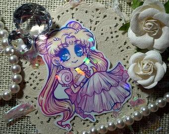 Princess Serenity 3 in Sticker
