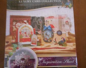 Hunkydory Christmas Luxury Card Kits