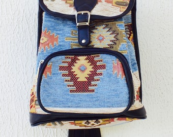 Small womens backpack, womens backpack, Small backpack, mini backpack,  small boho backpack, festival backpack, mini backpack, mini bag