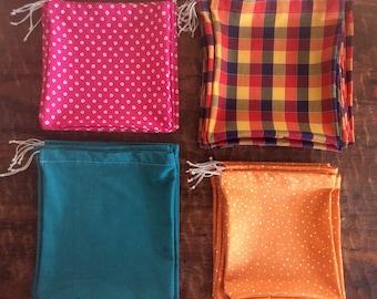5 Reusable Bulk/Produce bags