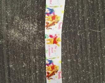 disney Winnie the Pooh 22mm Ribbon