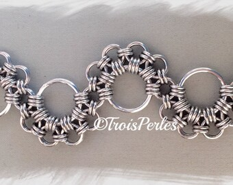 Chain Maille - Chainmaille bracelet