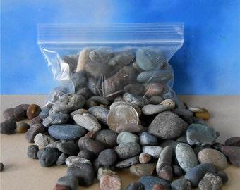 Decorative Rocks Fairy Garden Miniature Larger Mix 1/2- 1 Inch Garden Decorative Pebbles Decorative Stones  Terrarium Zen Garden Rocks