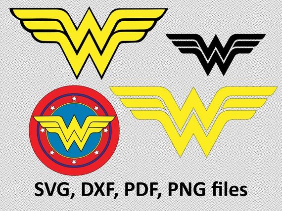 wonder woman svg dxf pdf png clipart svg files cutting vector rh etsystudio com wonder woman logo vector 2017 wonder woman free vector