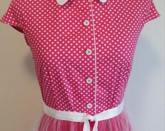 1950s day/party dress