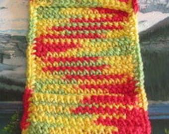 SMCS 013 Hand crochet swiffer mop cover