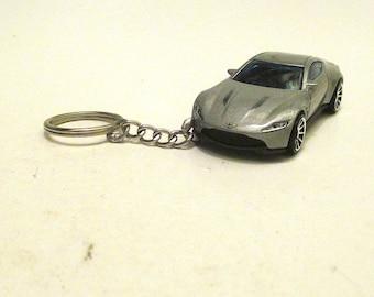 Aston Martin DB10 Keychain, James Bond 007 Spectre, Car keychain, Mens or Womens Keychain, Mens or Womens gift
