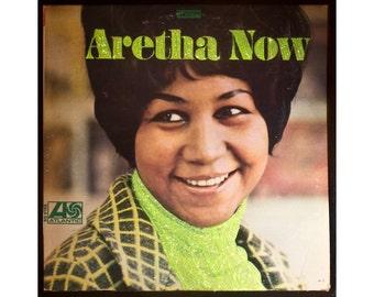 Glittered Aretha  Franklin Aretha Now Album