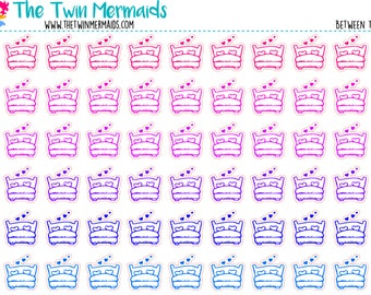Between The Sheets Planner Stickers
