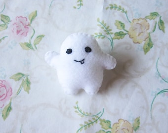 Adipose Felt Pin