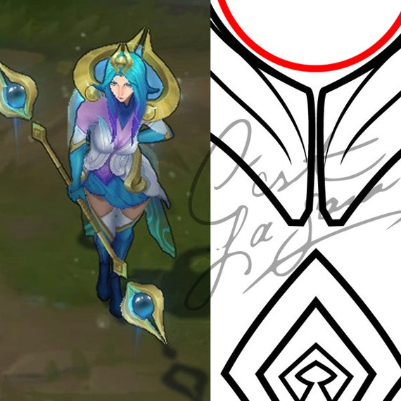 Cosplay pdf vector pattern blueprint elementalist lux cosplay pdf vector pattern blueprint elementalist lux water weapon league of legends malvernweather Gallery