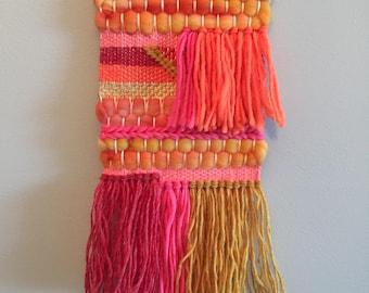 Sunset weave