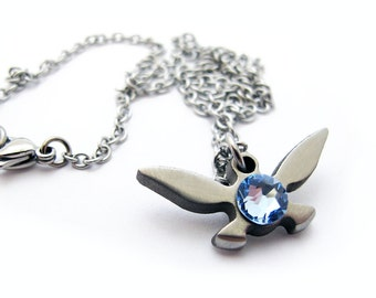 Zelda Navi Necklace - Stainless Steel